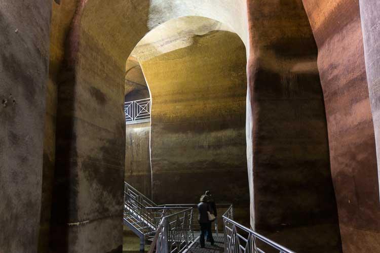 matera cistern picture