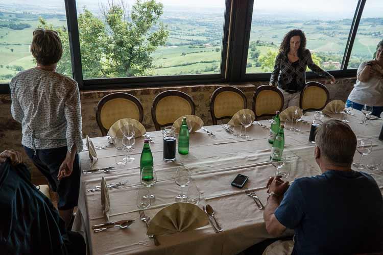la costa dining room