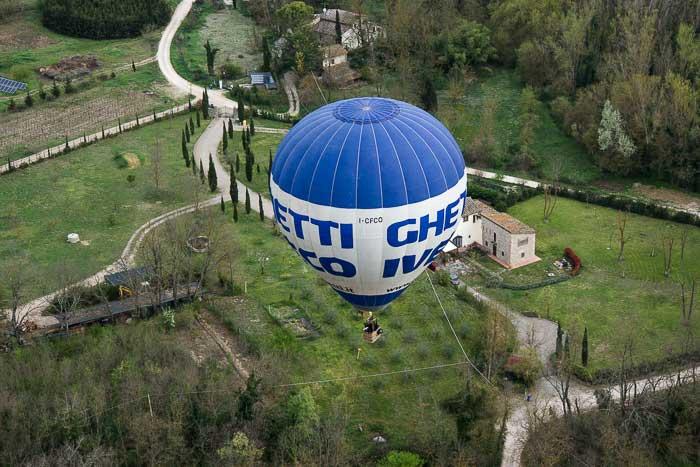 balloon tuscany