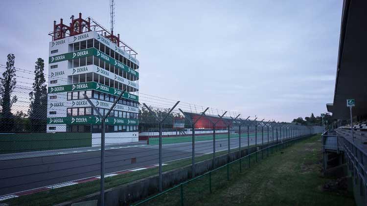 imola race track