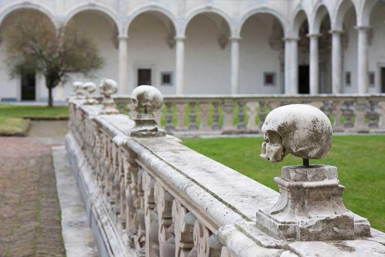 san martino monastery vomero naples
