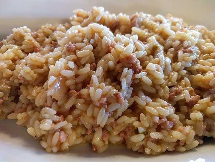 ristorante barnardi risotto