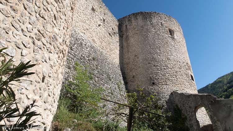 pettorano castle