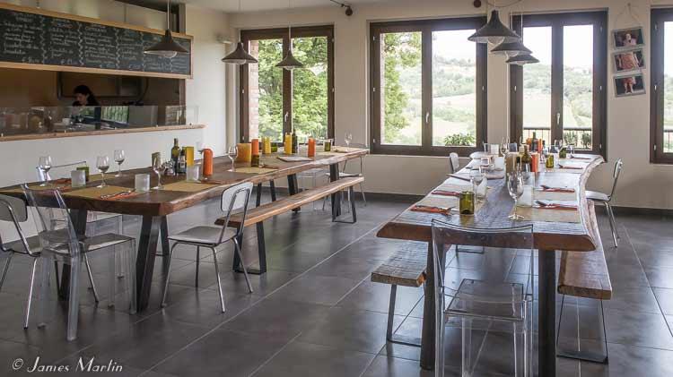 salchetto winery restaurant