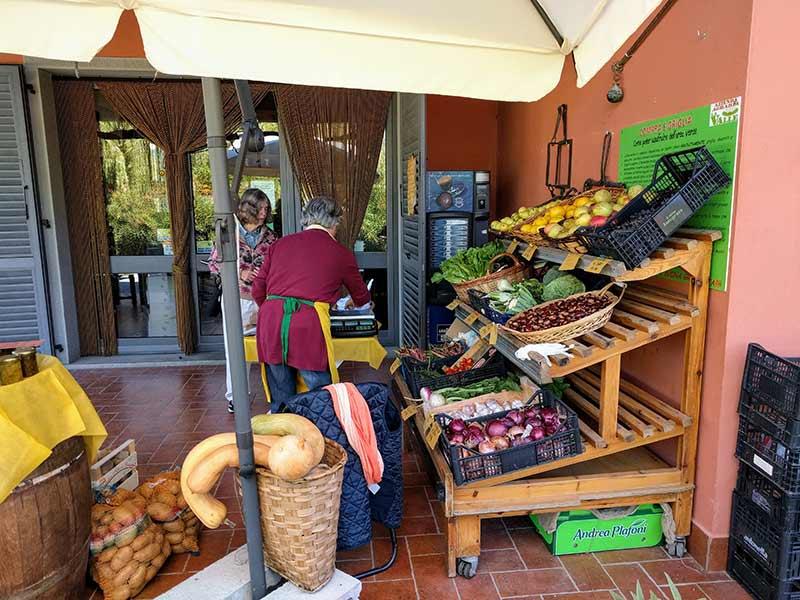 la valle market