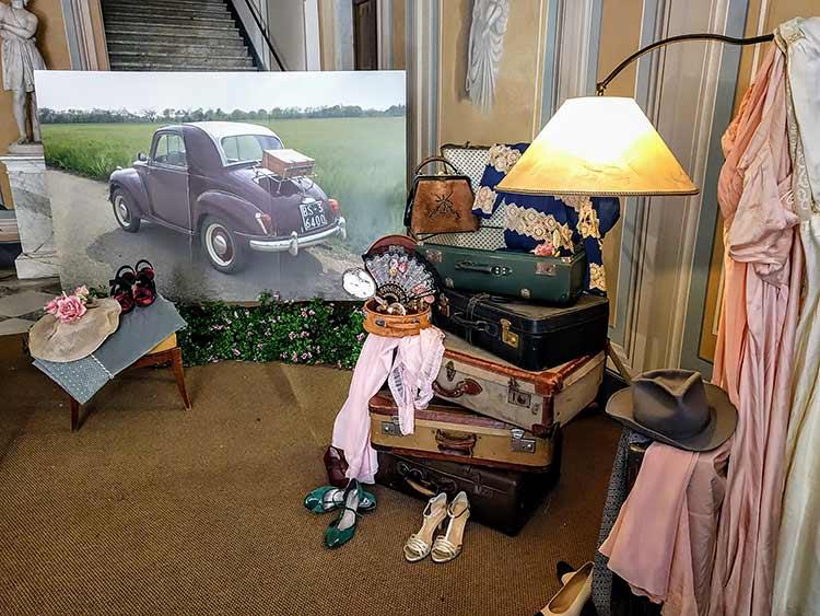 fiat suitcases