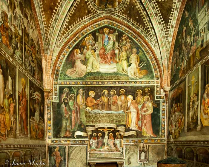 chapel of Santa Caterina