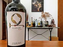 amphora wine armenia