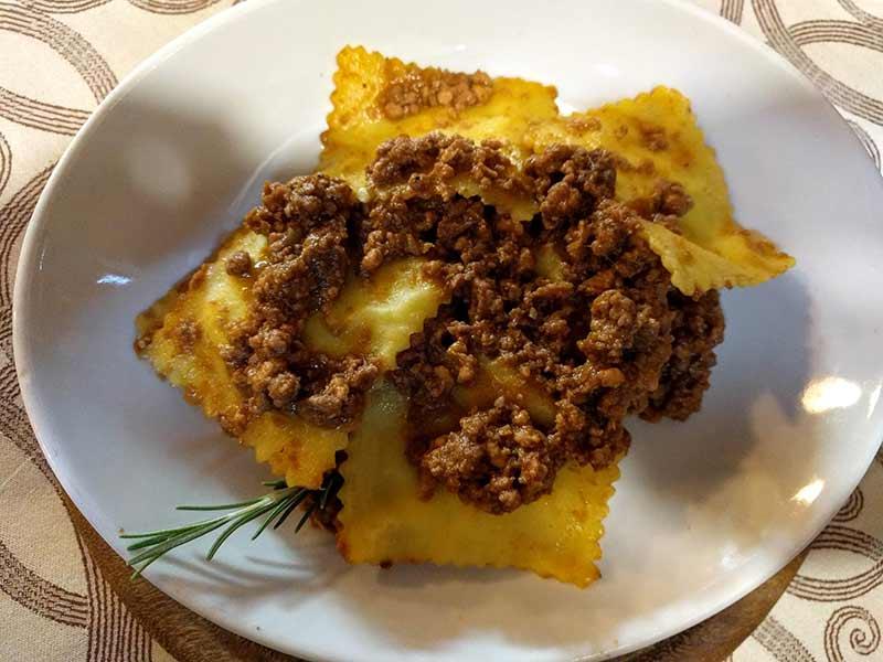 La Gola di Bacco Restaurant Review
