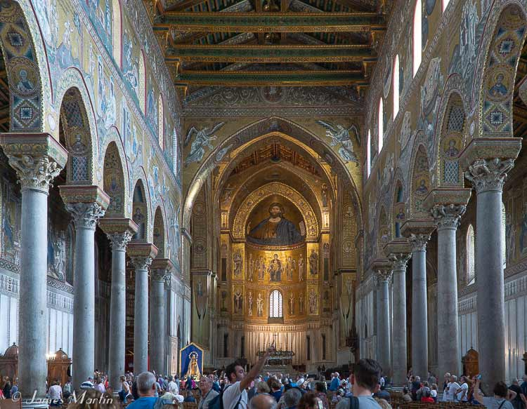 Monreale Cathedral Visitor Guide