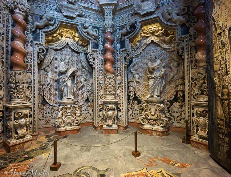 monreale chapel