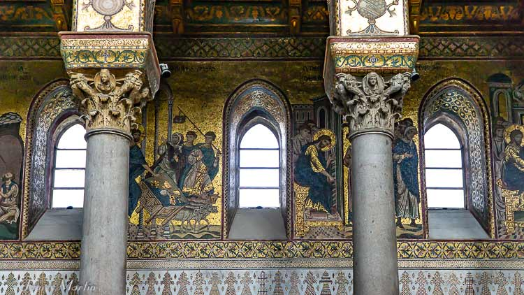 monreale mosaics