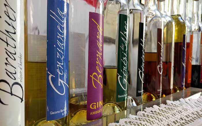 bernard liquor tasting