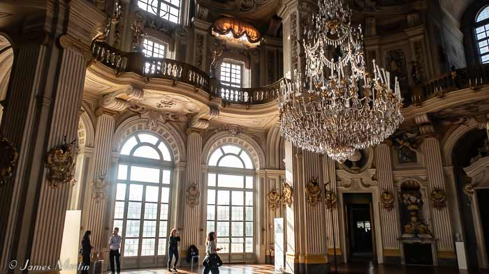 stupinigi grand salon