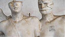 pietrasanta marble sculpture