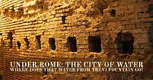 city of water rome