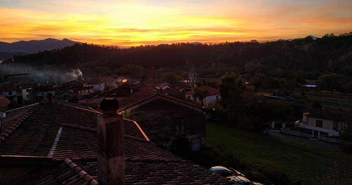 piano di collecchia sunset