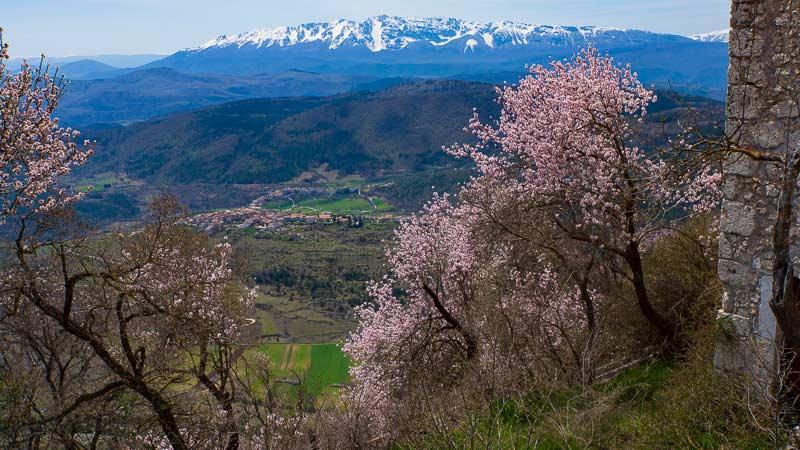 abruzzo in springtime
