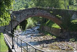 hannibal bridge in piemonte