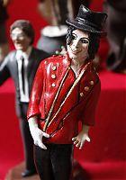 michael jackson presepe figurine