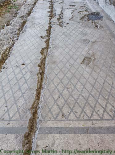 mosaic, villa livia