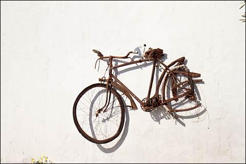 miner bicycle