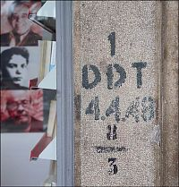 sardinia ddt markings picture