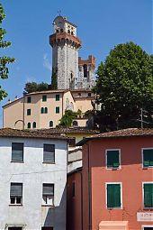nozzano castello tower