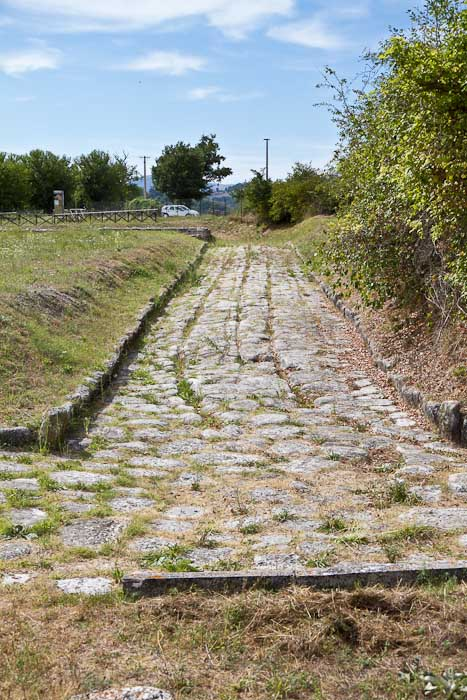 Roman Roads and How They Work | Wandering Italy Blog