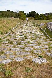 roman road sentinum picture