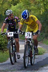 mtb rider pair picture