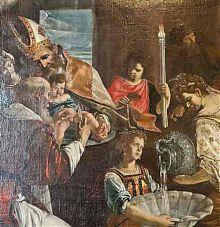 circumcision painting