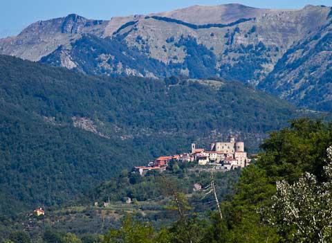 bastia castle, lunigiana
