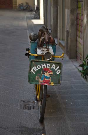 trombaio picture, plumber in florence