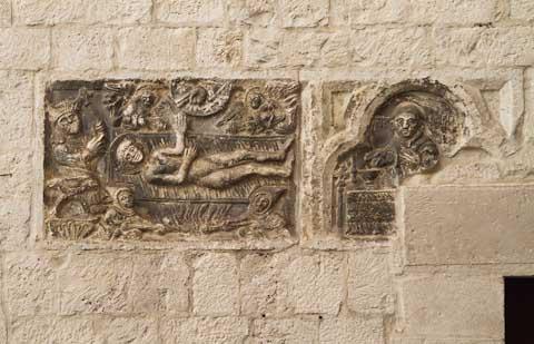 church restoration giovinazzo, puglia picture