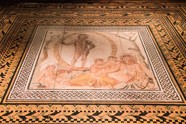 sassoferrato mosaic