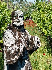 vineyard statue