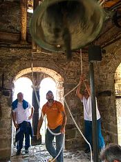 the bellringers of cascio