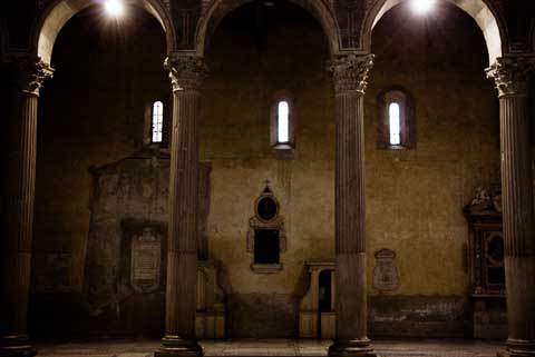 santa sabina in rome picture