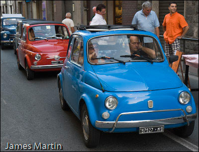 historic fiat cinquecento, fiat 500, historic fiat picture