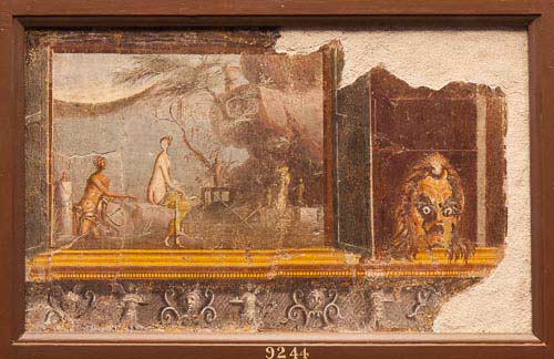 odd roman sex fresco