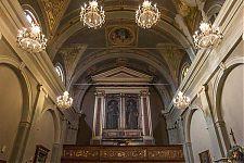 corsanico organ loft picture