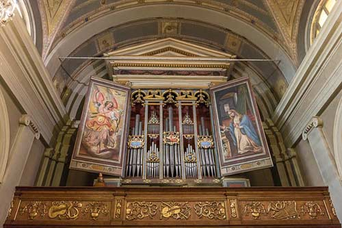 vincenzo colonna organ picture