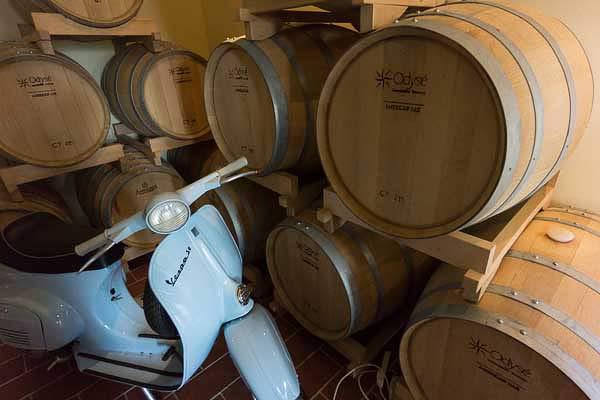 madrevite barrels picture