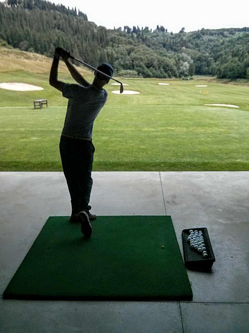 castelfalfi golf pro picture