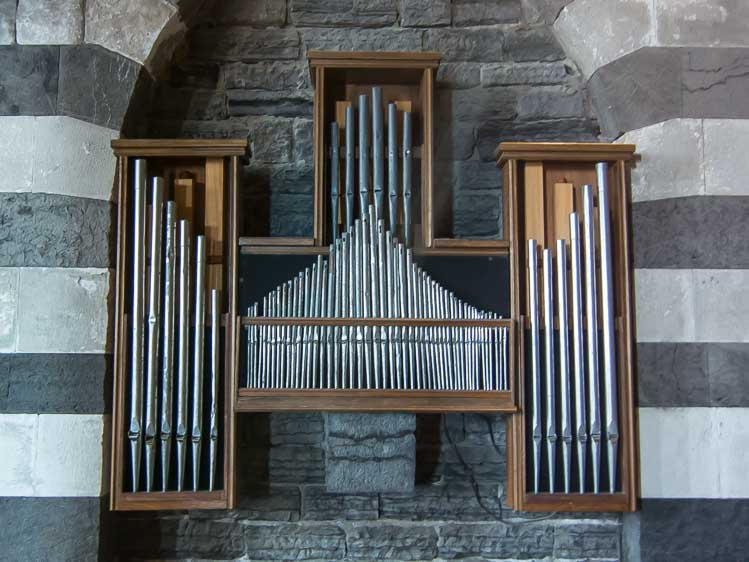 portovenere church organ picture