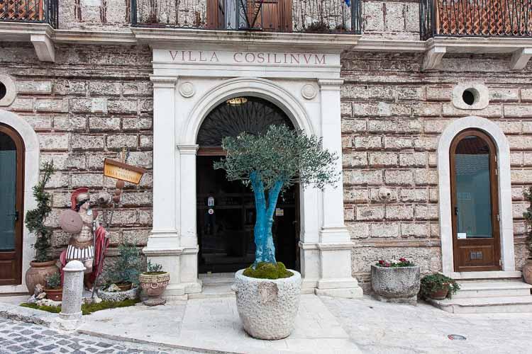 hotel villa cosilinvm picture
