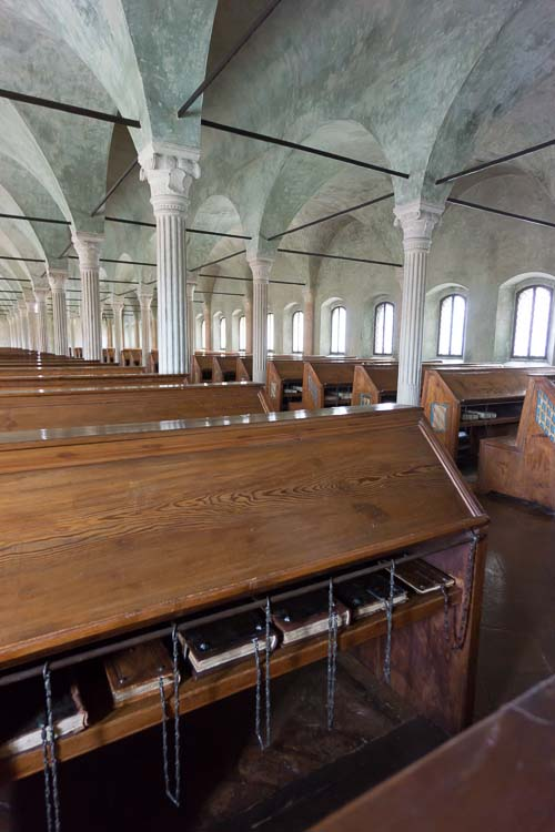 biblioteca malatestiana picture