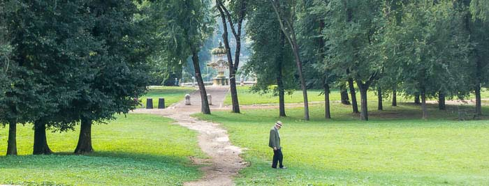 pamphili park picture rome