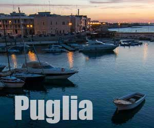 Map Of Italy Puglia Region.Puglia Maps And Travel Guide Wandering Italy